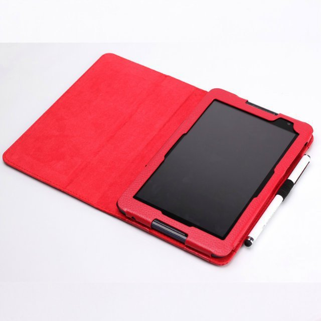 Tablet PU Leather Case cover voor lenovo A5500 Tab ideatab A8 7-Color - Tablet accessoires - Foto 5
