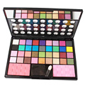 Pro 38 pretty color Shimmer Eye shadow blusher makeup palette nude eyeshadow Cosmetic Beauty make up kit Tool Maquiagens