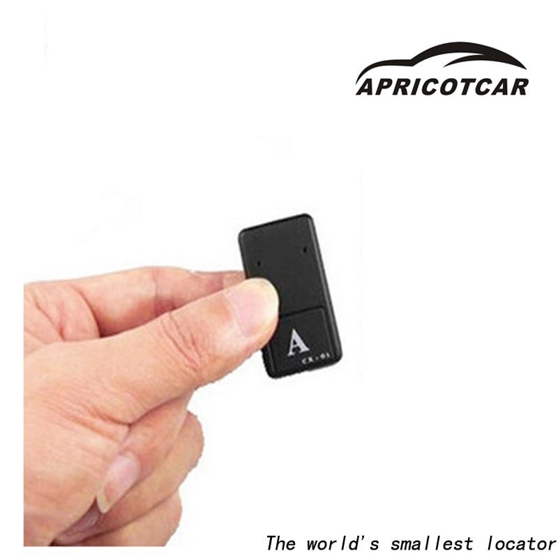 Mini Gps Tracker Free To Install Waterproof Minimum Long Standby Power Magnetic Locator Locator Car Tracker, Remote Shooting
