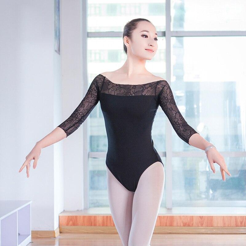 ballerina-font-b-ballet-b-font-leotards-girls-adults-font-b-ballet-b-font-clothing-dance-costumes-black-lace-sleeve-boat-neck-font-b-ballet-b-font-bodysuit