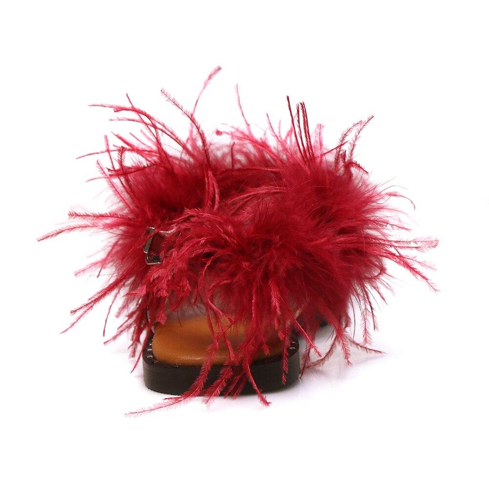 LAPOLAKA marque design luxe top qualité été sandales femme chaussures loisirs plage vacances chaussures femme tongs - 4