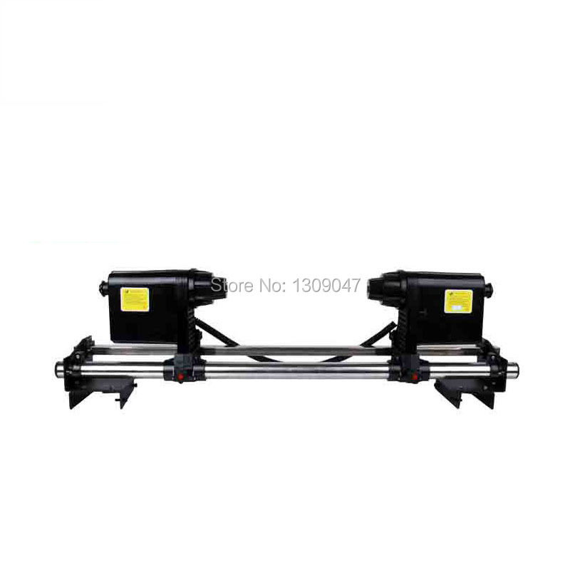 Printer Paper Take up Reel System for all Epson F6000 F7000 F6070 F7070 T3000 T5000 T7000 T7200 T5200 T3200 series printer media take up system paper auto take up reel system for epson t7200 t5200 t3200