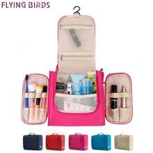 Женская водонепроницаемая роскошная сумка-Органайзер для путешествий, женская косметичка, висячие сумки унисекс для макияжа, моющиеся туалетные наборы для хранения A10459