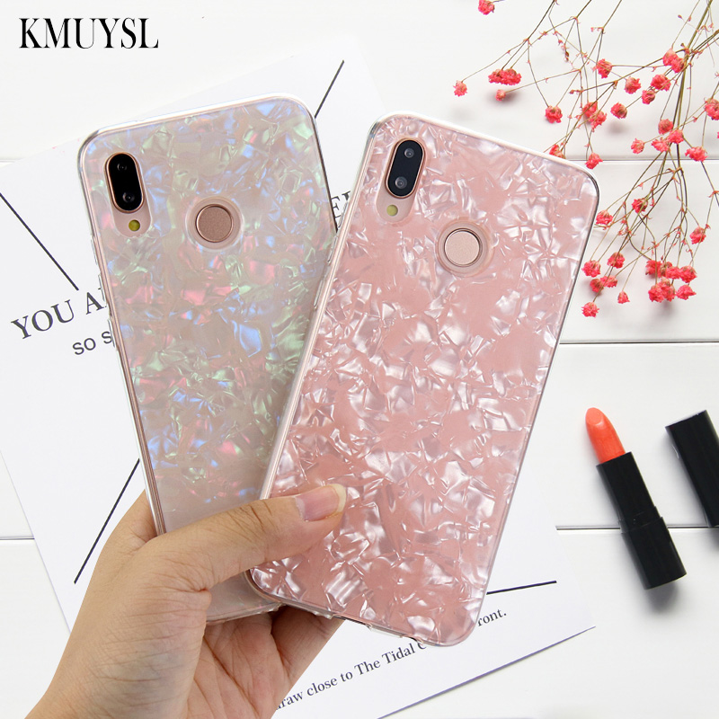Glitter Phone <font><b>Case</b></font> For <font><b>Huawei</b></font> P30 Pro <font><b>P10</b></font> P20 Lite Mate 20 Lite P Smart Y7 Y9 2019 Honor 8A 8X 7A 7C Nova 4 3i Candy Color Coque image