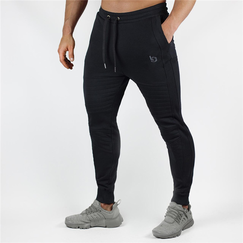 Gyms clothing men fashion Jogger Pants (11)