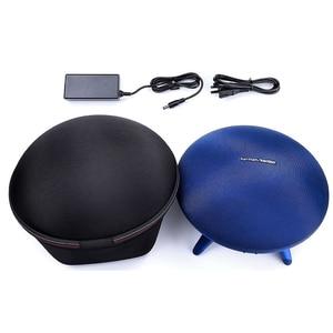 Image 2 - New EVA PU Hard Bag Cover Case for Harman Kardon Onyx Studio 1, 2, 3, 4 Wireless Bluetooth Speaker Extra Space for Plug&Cables