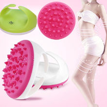 ใหม่ Handheld อาบน้ำ Anti Cellulite Body นวด Slimming Beauty Face skincare (China)