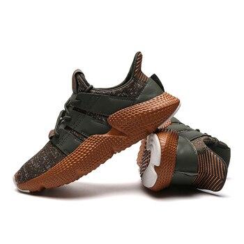 Koşu ayakkabıları erkekler sneaker Için Yeni Yaz nefes Atletik yürüyüş ayakkabı erkekler nefes Parkour spor ayakkabı erkekler