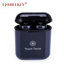 X3T TWS Mini Bluetooth Headset Earphones True Wireless Auriculares Bluetooth Ear Buds Music Earbuds Earpiece LJ-MILLKEY YZ138