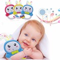Baby Toy Brinquedos Lights Rabbit Ears Educational Music Toys Baby Infant Newborn Cute Rattles Toys