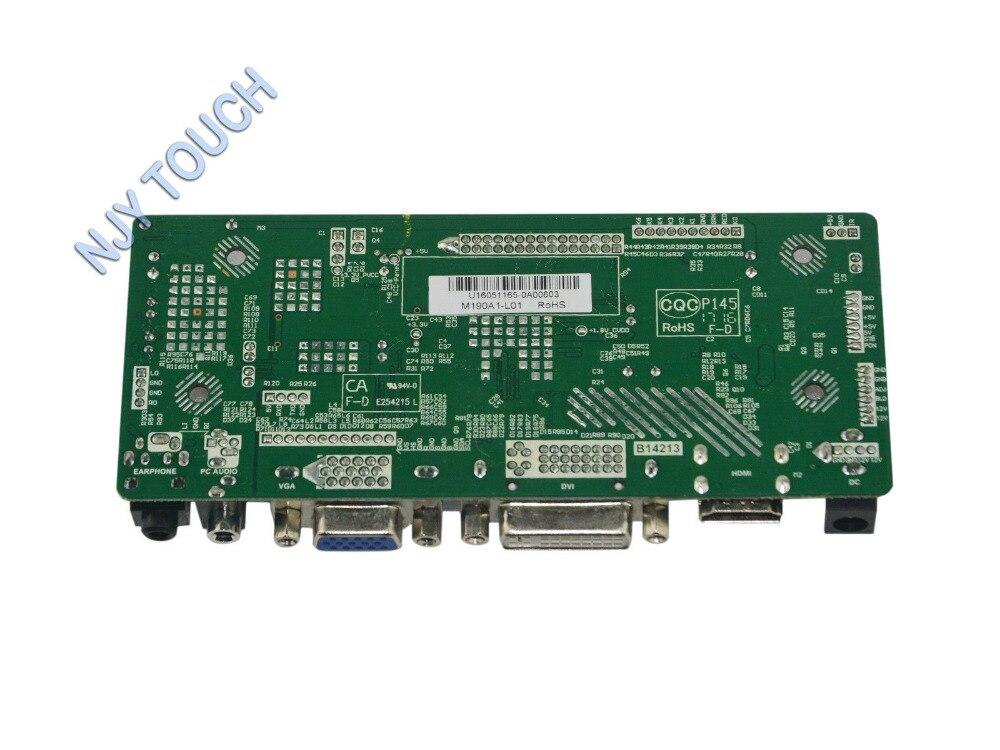 Carte contrôleur HDMI DVI VGA AUDIO LCD pour B154EW01 B154EW02 B154EW03 B154EW04 B154EW08 1280x800 CCFL LVDS TFT LCD-in Pièces de rechange et accessoires from Electronique    3