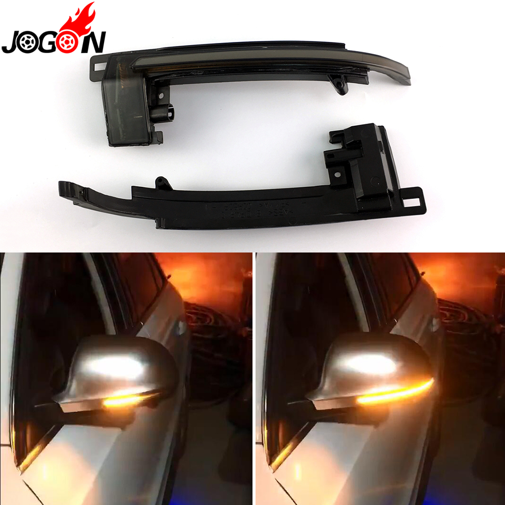 For Audi A4 S4 B8 2008-12 A5 S5 A8 S8 D3 A3 S3 8P A6 S6 RS6 C6 Q3 RS Q3 8U Side Wing Mirror Indicator Dynamic Turn Signal Light white car no canbus error 18smd led license number plate light lamp for audi a3 s3 a4 s4 b6 b7 a6 s6 a8 q7 147