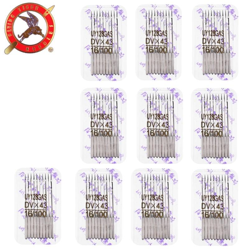 100 Pk Organ 62X43 DVX43 Size 18 Industrial Sewing Machine Needles