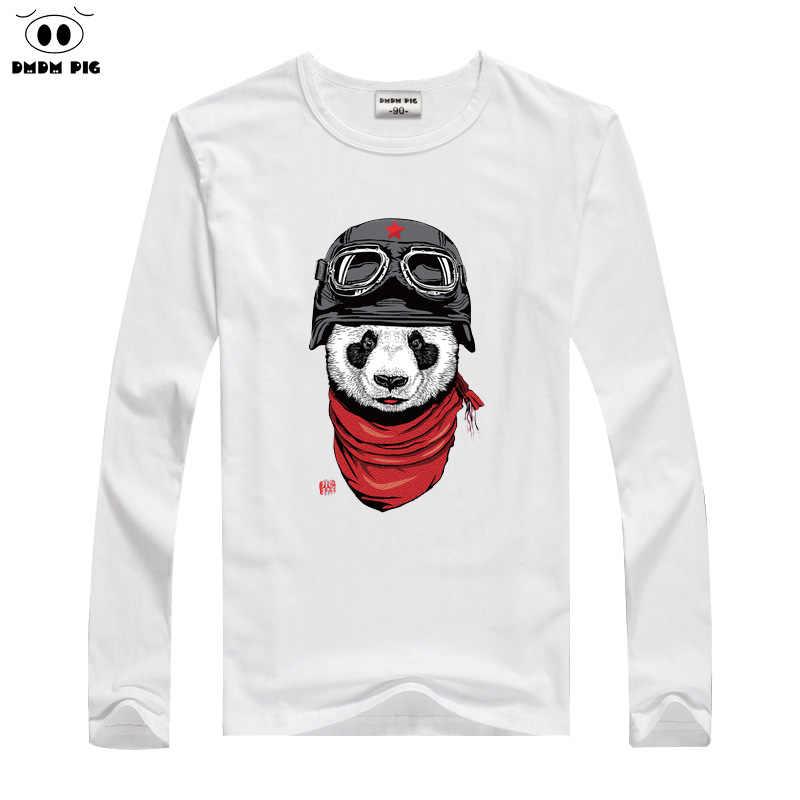 DMDM PIG/детская футболка Топы 2019 года, футболки с длинными рукавами для мальчиков и девочек, топы, футболки для маленьких детей 2, 3, 4, 5, 6, 7, 8 лет