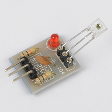 5 шт. лазерный приемник Сенсор модуль не-модулятор трубки лазерный Сенсор модуль реле Низкий уровень высокий уровень для arduino 5 В
