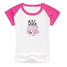 birthday t shirts girl princess raglan baseball shirts cartoon tees big sister raglan shirts hot pink