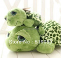 Hot NICI Plush Toys 1pcs 40CM Big Eyes Turtle / Tortoise Stuffed animals Plush Toy Free Shipping