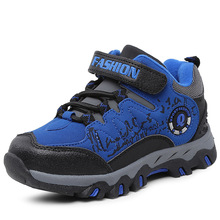 2016 winter Children Casual Boys Shoes Warm Boys Boots Kids Leather Sneakers Sport Shoes Outdoor Children Boy Sneakers Trainers