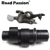 Road Passion Motorcycle Camshafts + Rocker Arm For YAMAHA TW125 99 04 TW200 E 87 15 TW225E TW 225 02 07 XG250 04 10 XT225 92 07