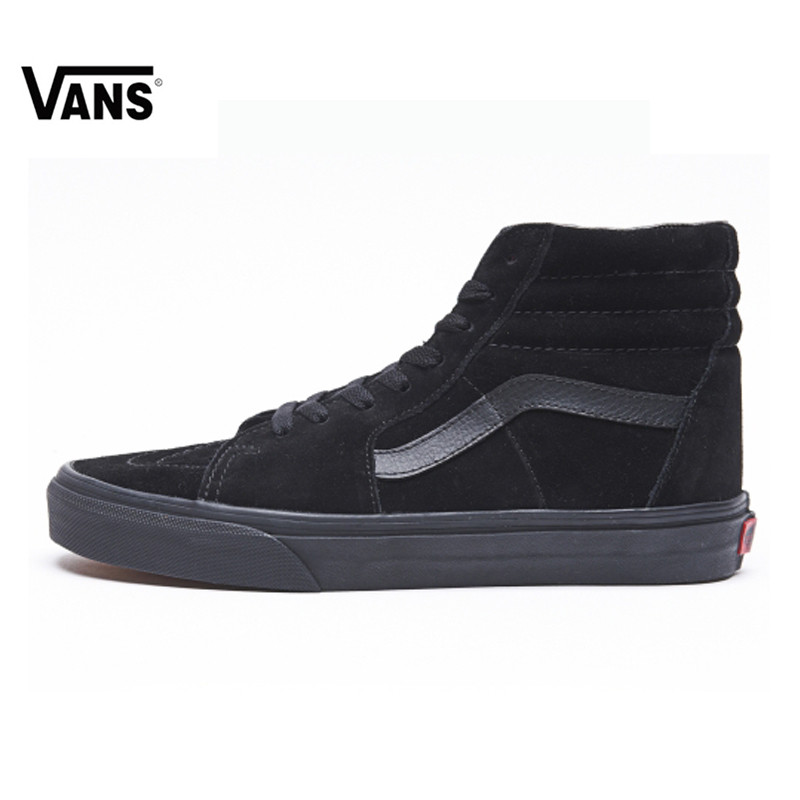 f9f59437c65 VANS Sk8-Hi High-top Trainers Classic Skateboarding Shoes Breathable Vans  for Women VN