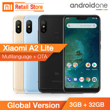 Global Version Xiaomi Mi A2 Lite 3GB 32GB Snapdragon 625 Octa Core 5.84 Inch 19:9 Fullscreen Dual AI Camera 4000mAh Android One(China)