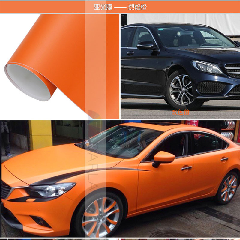 1m/2m*1.52m Matte Flash Point Vinyl Film Car Internal External Color Change Decal Matt Pearl Point Sticker For Auto Motorcycle