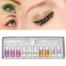 Makeup Tool Kit 1 box Eyelash Curling Perming Curler PERM Kit Accessori