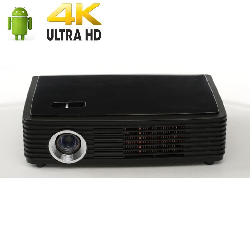 Prix pour Luxcine z4000 3d 4 k projecteur full hd jeu vidéo projecteur bluetooth WIFI Home Cinéma Film LED Beamer livraison 3D lunettes comme cadeau