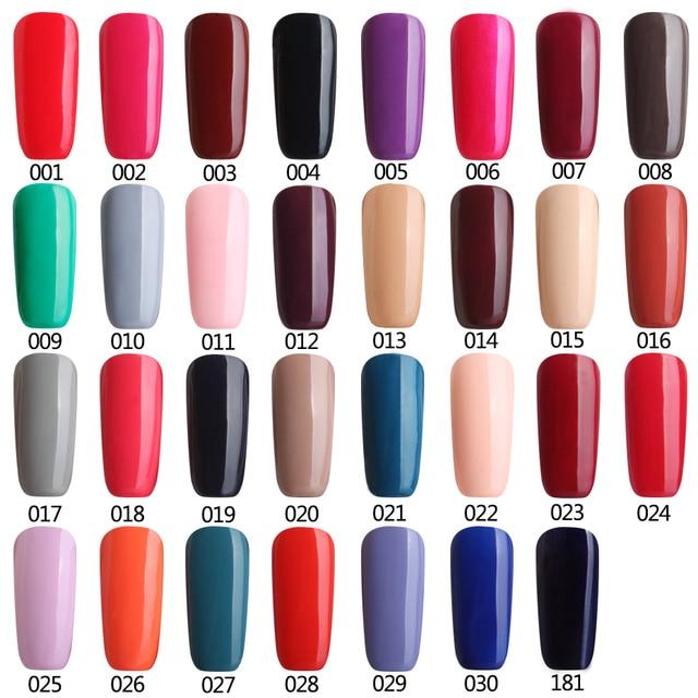 Ali Lowest Price Guaranteed Color Fashion Nail Polish Soak off LED ...