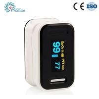 Digital Finger Pulse Oximeter With Case Blood Oxygen A Finger SPO2 PR Oximetro De Dedo Portable