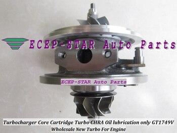 Bezpłatny statek Turbo CHRA GT2052V 454135 454135-5009 S 059145701C turbosprężarka do AUDI A4 A6 A8 Passat B5 AFB AYM AKN 2.5L