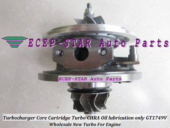 Envío Gratis cartucho Turbo CHRA GT2052V 454135, 454135-5009 S 059145701C turbocompresor para AUDI A4 A6 A8 Passat B5 AFB AYM AKN 2.5L