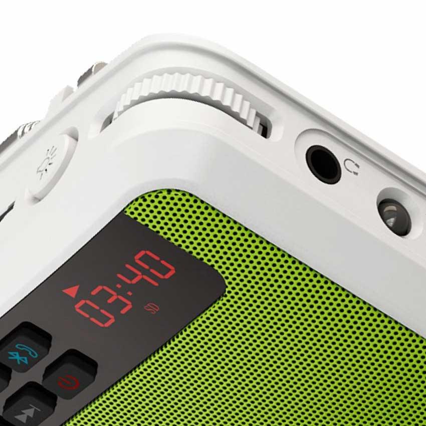 Rolton E500 Mini Bluetooth բարձրախոսի տուփի - Դյուրակիր աուդիո և վիդեո - Լուսանկար 4