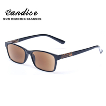 Reading Glasses Fashion Outdoor sports and leisure Sunglass Readers Brown Lens Gray Lens Eyewears With Sun Glasses for Men Women