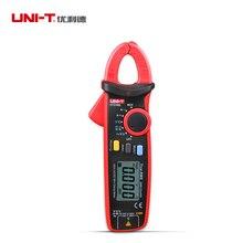 UNI-T UT210 series Mini Digital Clamp Meters AC/DC Current Voltage True RMS Auto Range VFC Capacitance Non Contact Multimeter недорго, оригинальная цена