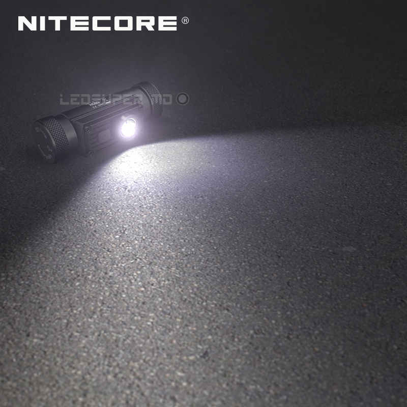 Best Selling Nitecore HC60 1000 Lumens CREE XM-L2 U2 LED USB Rechargeable Headlamp with 3400mAh 18650 Battery 2