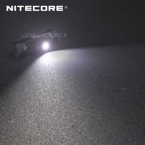 Image 3 - تحتوي على بطارية 3400mAh Nitecore HC60 كري XM L2 U2 LED 1000 لومينز USB مصباح أمامي قابل لإعادة الشحن