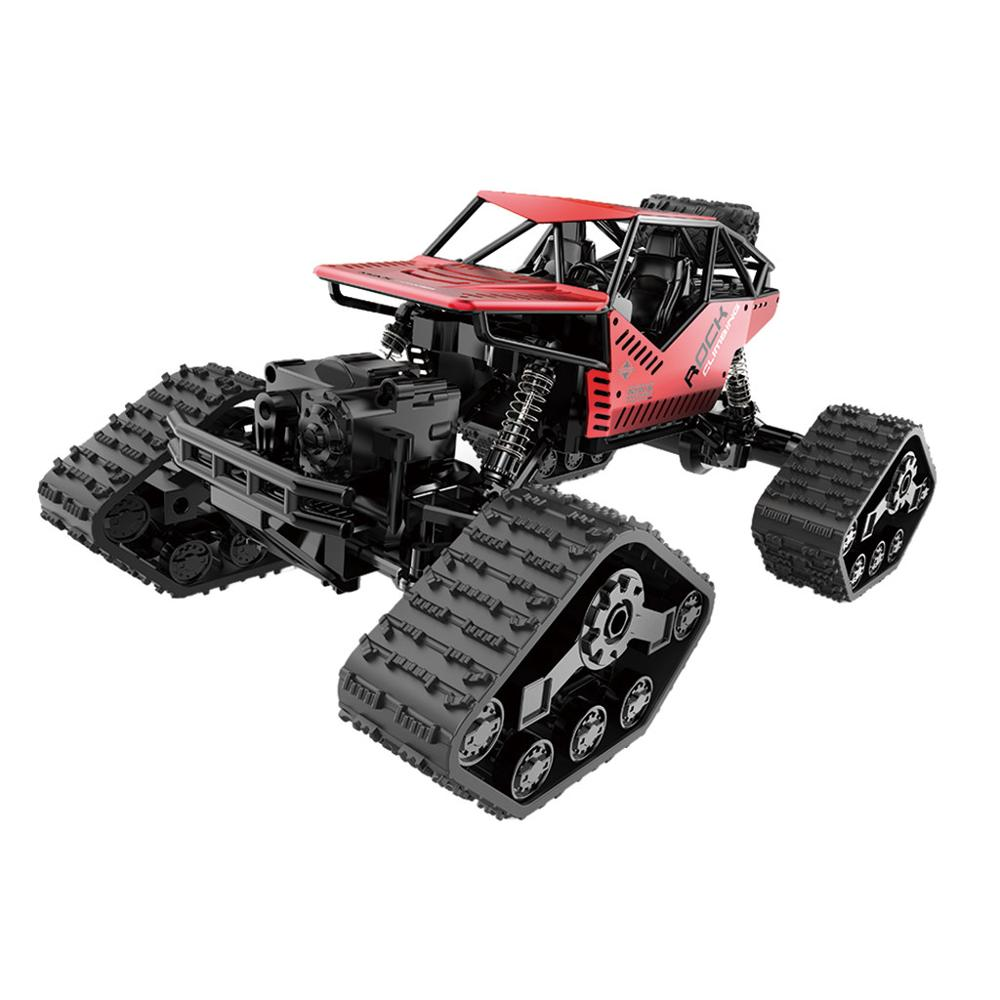 1/16 Four wheel Drive Alloy Track Off road Remote Controll Climbing Car LH C012-in RC Cars from Toys & Hobbies
