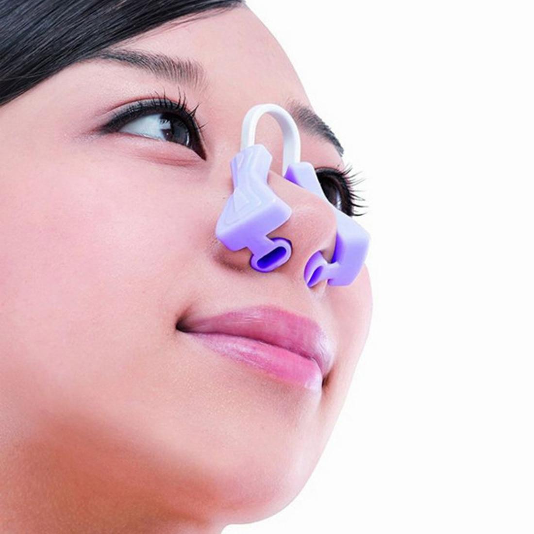 Imagen de Beauty care nose lift shaping clip scissors plastic correction beauty nose clip correction massage makeup facial care tools