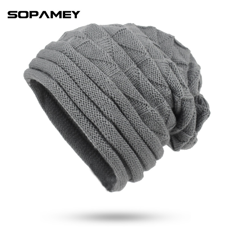 Skullies Beanies Women Winter Hat For Women Hat Beanies Classic Fashion Knit Female Cap Beanie Headgear Warm Cap Gorros 2017 skullies