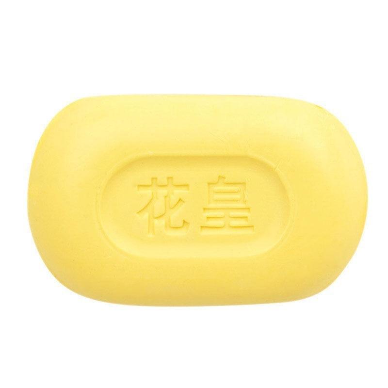 85g Sulphur Soap Skin Care Dermatitis Fungus Eczema Anti Bacteria Fungus Shower Bath Whitening Soaps @ME88