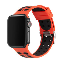 Silicone Replacement Iwatch Bands Strap For Apple Watch Series4/3/2/1 81005