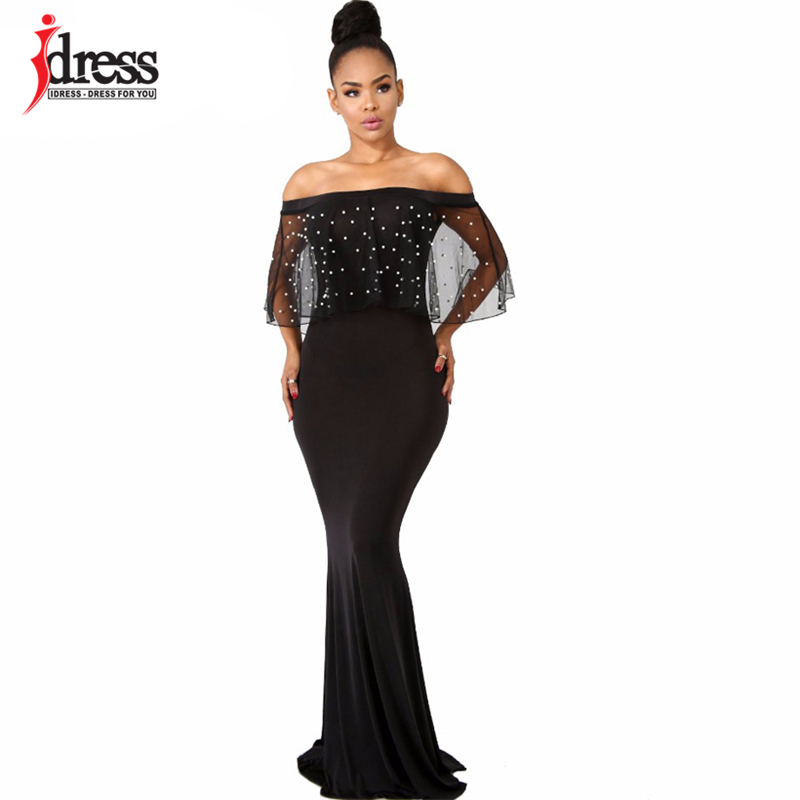 Dresses Womens Plus Size Short Sleeve O-neck Midi Dress Solid Black Color Sexy Side Split Korean Style Basic Slim Party Sundress Factory Direct Selling Price