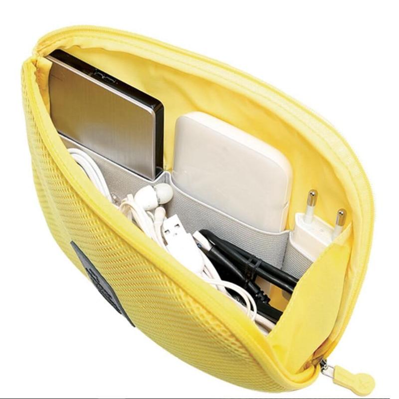 Nya Elektroniska Tillbehör Resväska Nylon Män och Kvinna - Väskor för bagage och resor - Foto 6