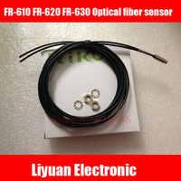 10 ピース/ロット新 FR-610 FR-620 FR-630 光ファイバセンサ