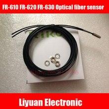 10 sztuk/partia nowy FR 610 FR 620 FR 630 optyczny czujnik światłowodowy