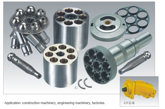 Repair kit for REXROTH bend axis pump A2F80 pump spare parts piston accessories rexroth repair kit hydraulic oil pump spare parts for piston pump a11vo130 and a11vlo260