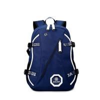 New Men S Backpack Waterproof Computer Bag Backpack Korean Style Men S Students Bag High Capacity