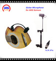Professional Instruments Guitar Microphone  Gooseneck Microfone for AKG Samson Wirelss Transmitter XLR 3Pin Mikrofon