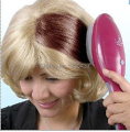 Dyeing Hair Coloring Brush